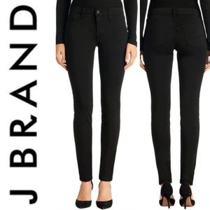 J Brand lux sateen mid rise  skinny jeans NWT